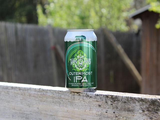 Hog Island Beer Company in Orleans, MA