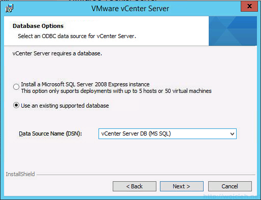vCenter 5.5 on Windows Server 2012 R2 with SQL Server 2014 – Part 3 - 36