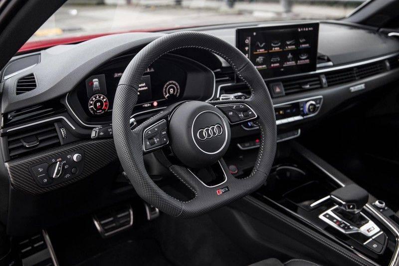 Audi RS4 Avant 2.9 TFSI quattro   450PK   Sportonderstel Plus   Panoramadak   Inleg Carbon   B&O   Sportdifferentieel   Head-up afbeelding 20