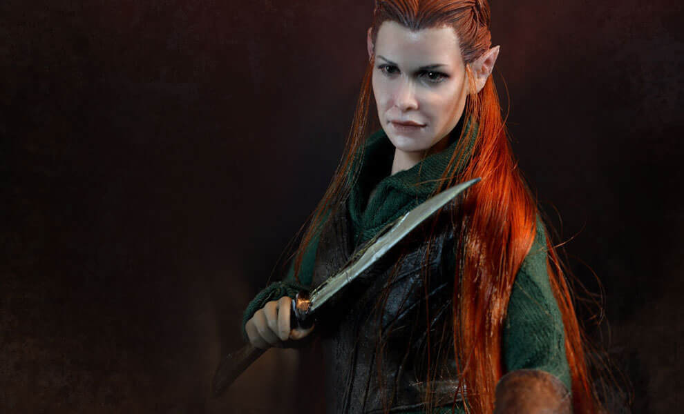 Asmus Toys The Hobbit Tauriel 1/6 Scale Figure