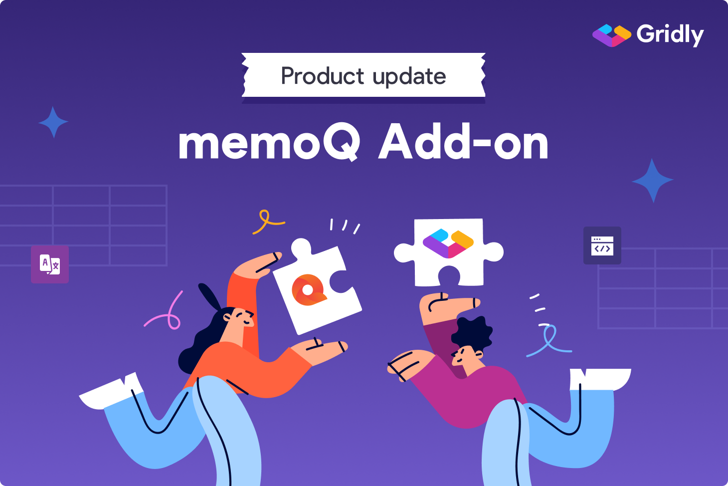 Gridly Connects With memoQ to Streamline Content Localization