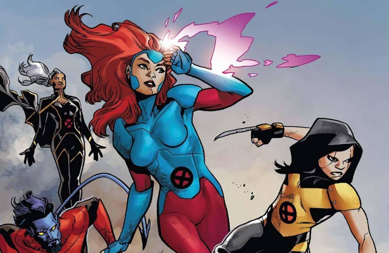 Jean Grey assume a liderança em X-Men Equipe Vermelha de Tom Taylor