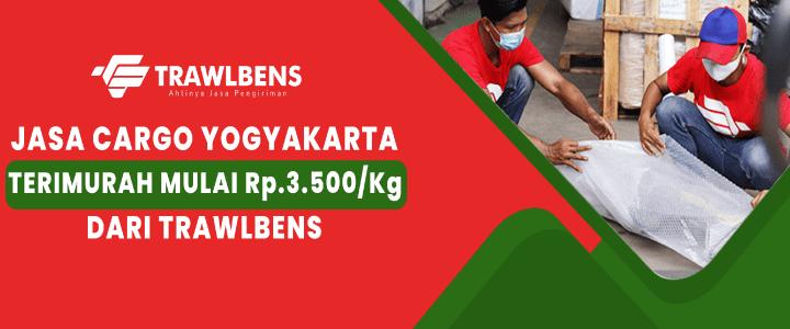 Cargo Yogyakarta Termurah, Cuma Rp.3.500/Kg