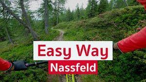Easy Way  | Mountainbike Trail am Nassfeld in Kärnten | PoV MTB Video