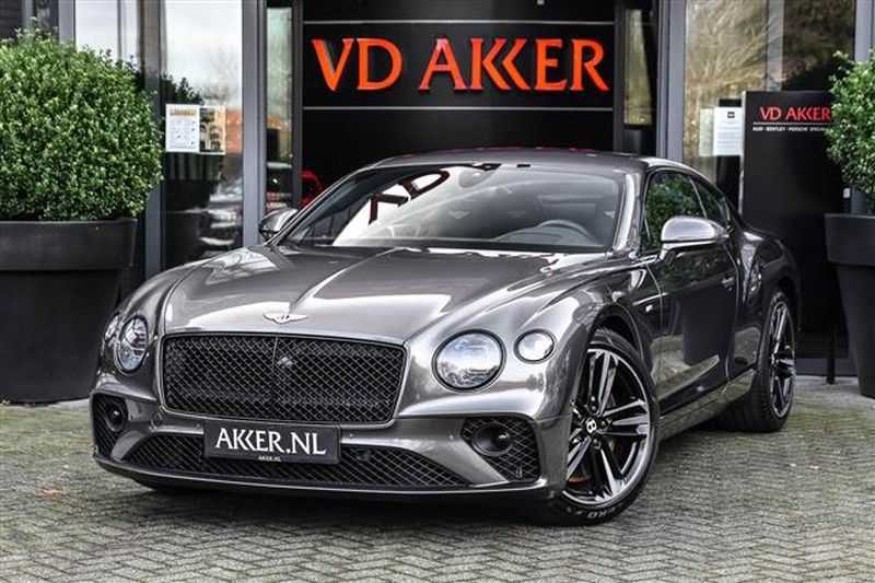 Bentley Continental GT V8 MULLINER+MASSAGE+B&O+BLACKLINE NP.322K afbeelding 1