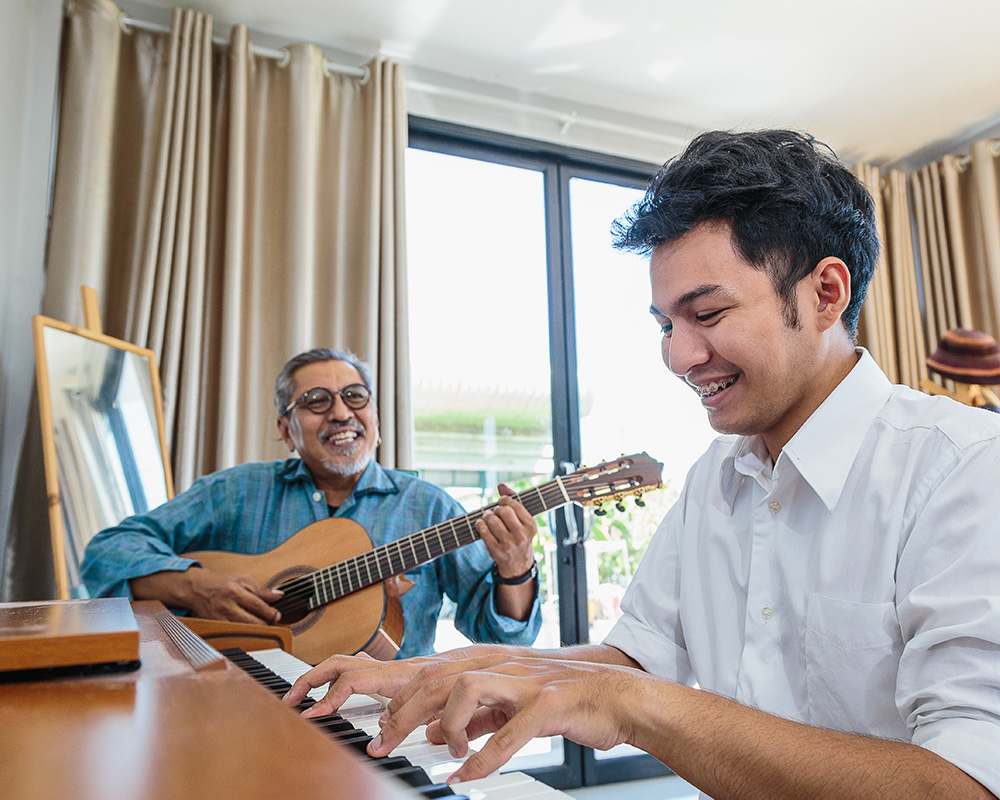 3 Reasons You Should Take Up A Musical Instrument