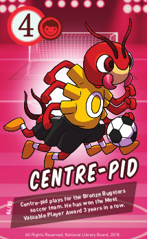 Centrepid poster