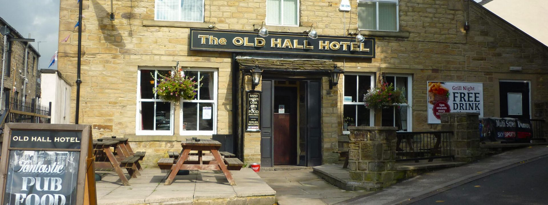 The Old Hall Pudsey