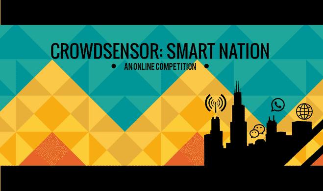 Crowdsenor Smart Nation 2016