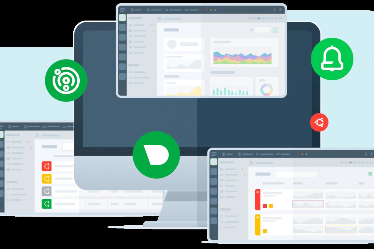 Netdata cloud dashboard