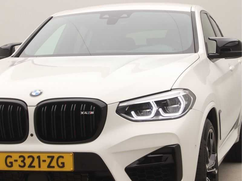 BMW X4 M Competition afbeelding 22