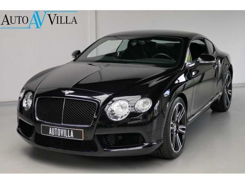 Bentley Continental GT 4.0 V8 GT Mulliner orig. NL auto 1e eigenaar