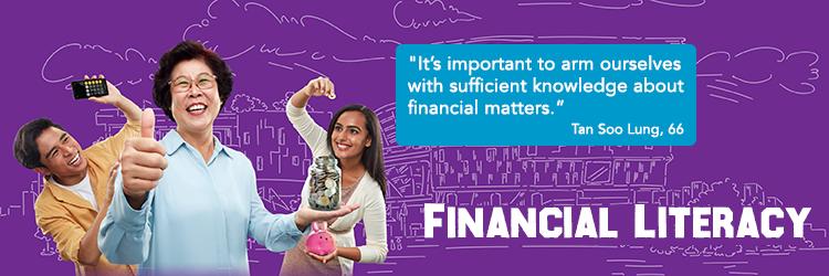 Merdeka Generation programmes - Financial Literacy