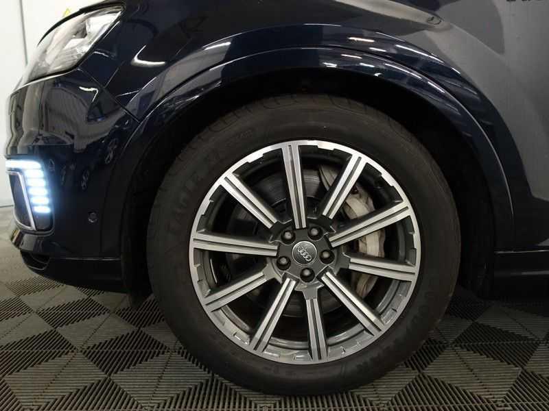 Audi Q7 3.0 TDI e-tron 374pk Quattro S-Line Autom- Bose, Virtual Cockpit, 360 Camera, Park Assist, Leer afbeelding 25