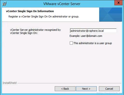 vCenter 5.5 on Windows Server 2012 R2 with SQL Server 2014 – Part 3 - 45