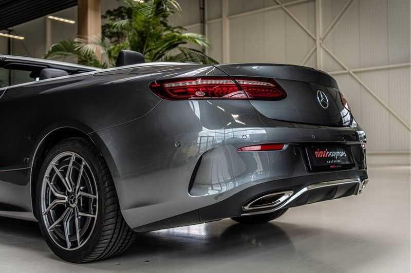 Mercedes-Benz E-Klasse Cabrio 300 AMG   Nieuw Model!   Head-up Display   Memory   Drivers Package   afbeelding 14