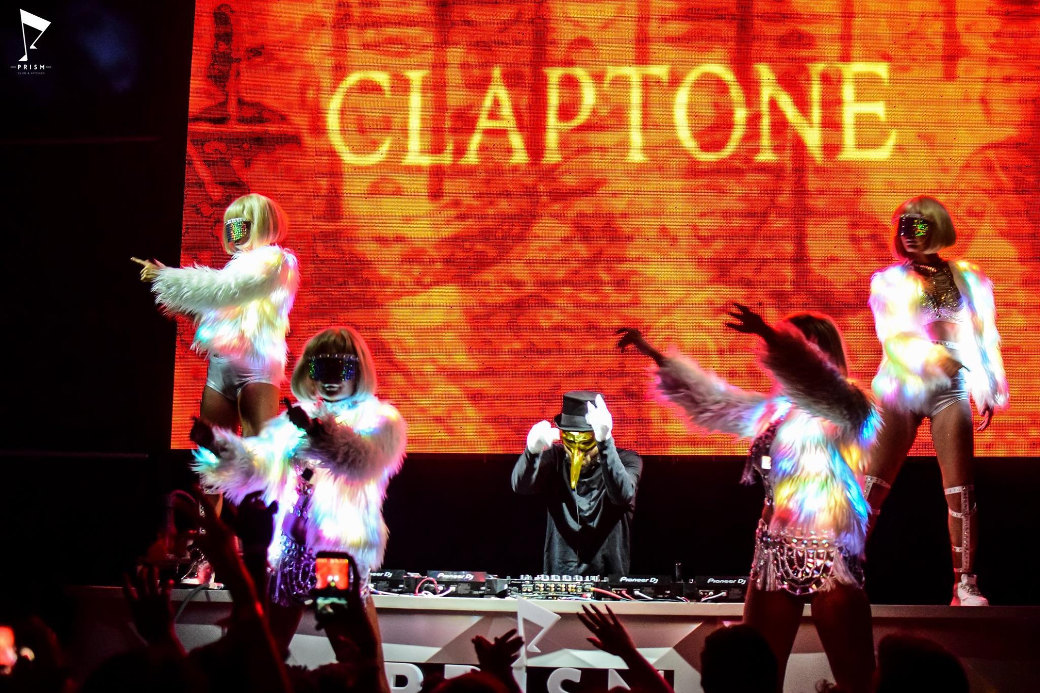 Sunburn Weekend with Claptone