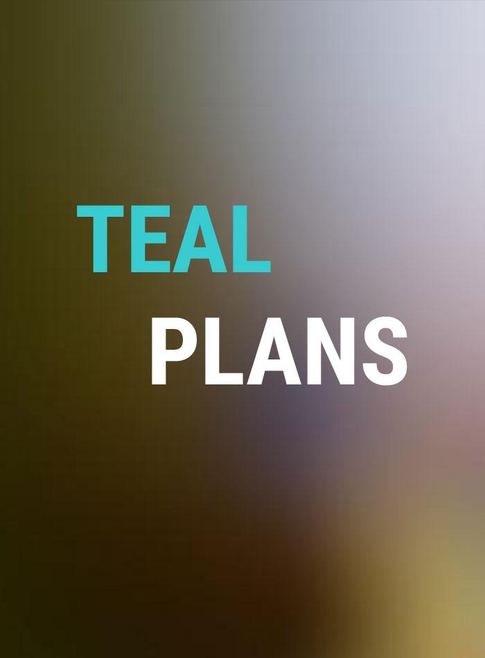 Teal Plans