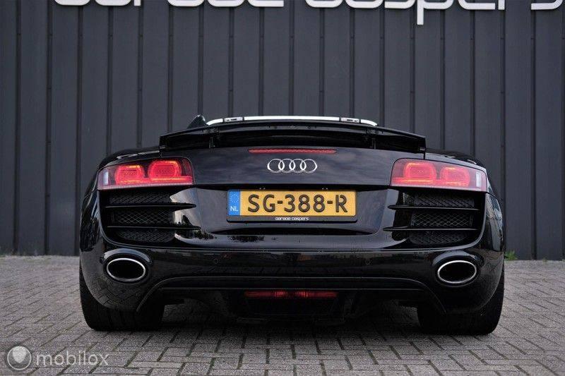 Audi R8 Spyder 5.2 V10 FSI   LED   B&O afbeelding 4