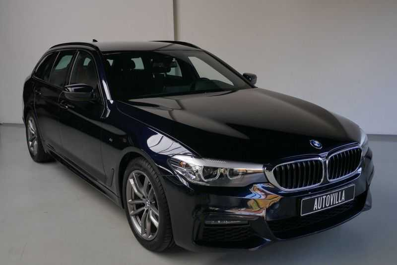 BMW 5 Serie Touring 520d High Executive M-pakket afbeelding 2