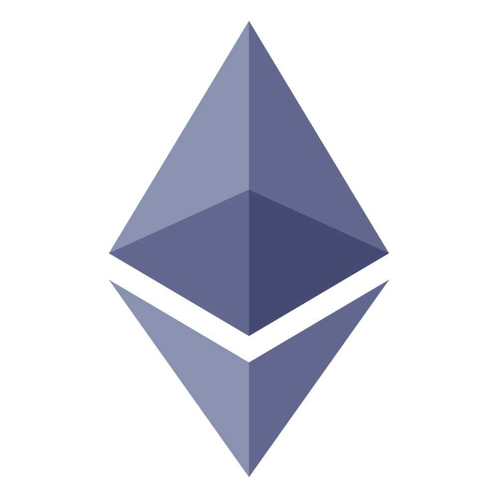 ETH diamond (white)