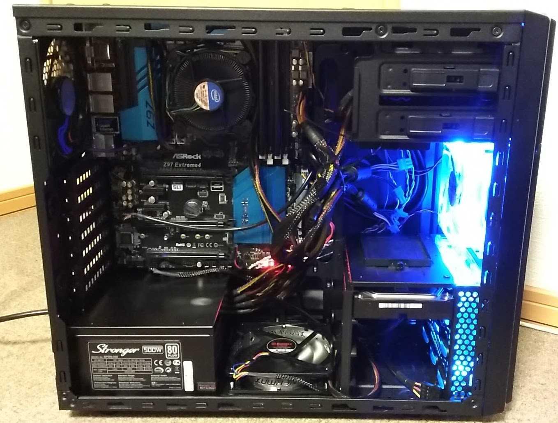 自作パソコン