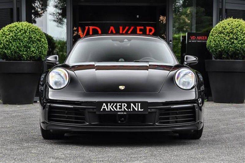 Porsche 911 4S SCH.DAK+4WSTURING+CARBON+ACC+MATRIX LED afbeelding 11