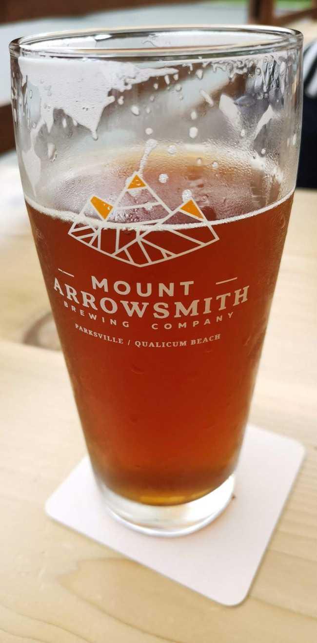Mount Arrowsmith brewery