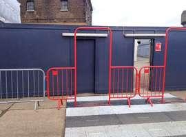 SafeSite Walk Through Barrier