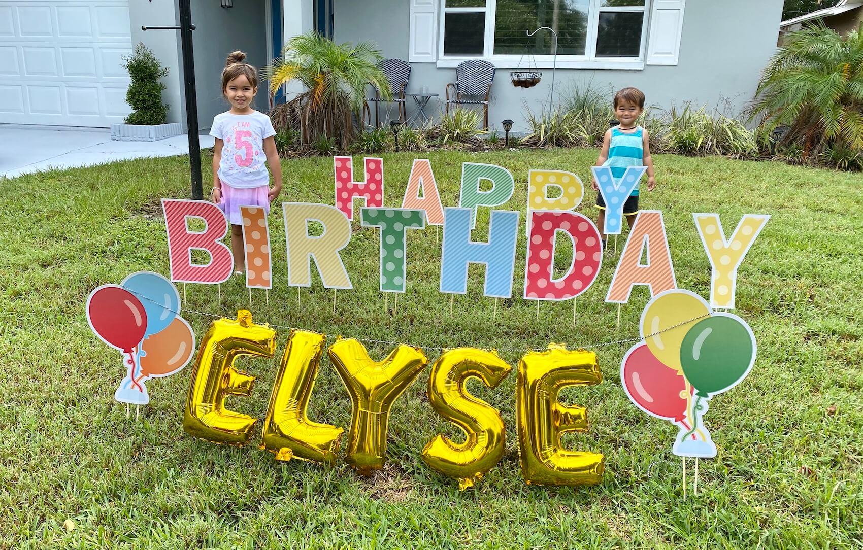 Happy Birthday Elyse