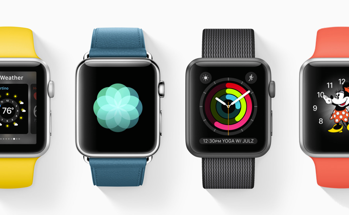 Watch and watchfaces