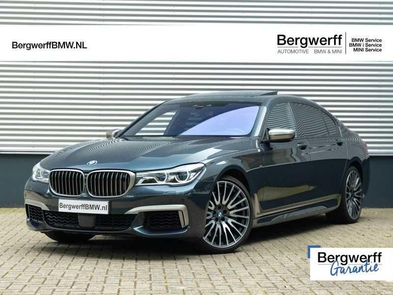 BMW 7 Serie M760Li xDrive - Bowers & Wilkins Audio - Night Vision - Entertainment Professional afbeelding 1