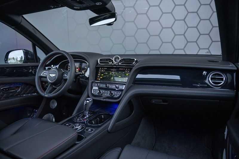 Bentley Bentayga V8 FIRST EDITION MY 2021 + Naim Audio + Onyx Pearl Black + Apple CarPlay (draadloos) afbeelding 9