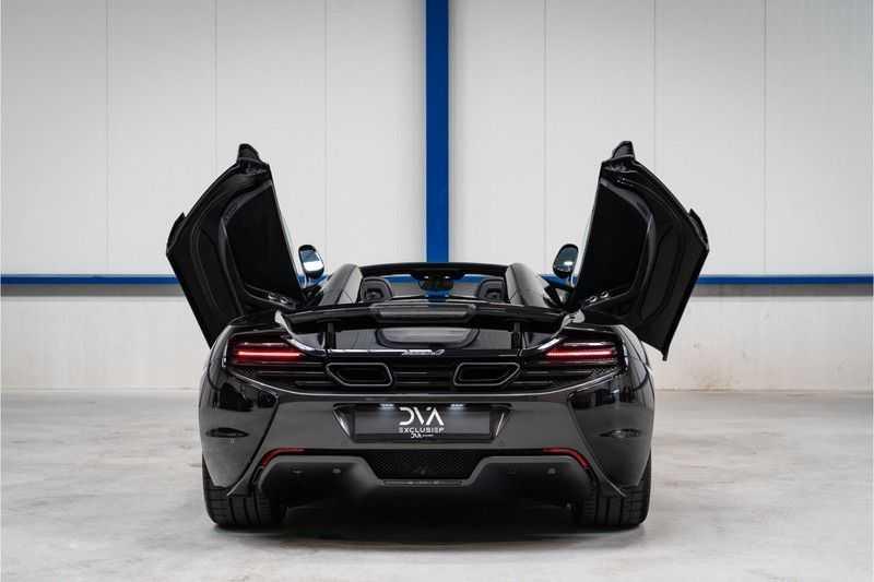 McLaren 650S SPIDER DealerOnd/LIFT/Carbon/XPELL afbeelding 3