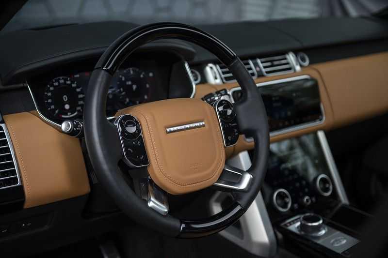 Land Rover Range Rover 4.4 SDV8 Autobiography Head Up, Adaptive Cruise Control, Stoel Verwarming / Koeling, Massagestoelen, afbeelding 12