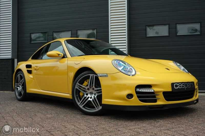 Porsche 911 3.6 Turbo afbeelding 11