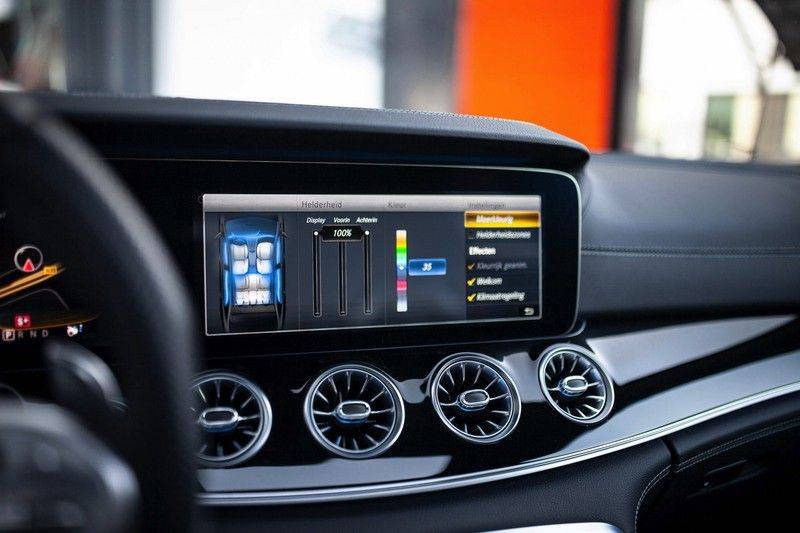 Mercedes-Benz AMG GT 4-Door Coupe 43 4MATIC+ Premium *AMG Nightpakket / Burmester / AMG Performance Stoelen* afbeelding 18