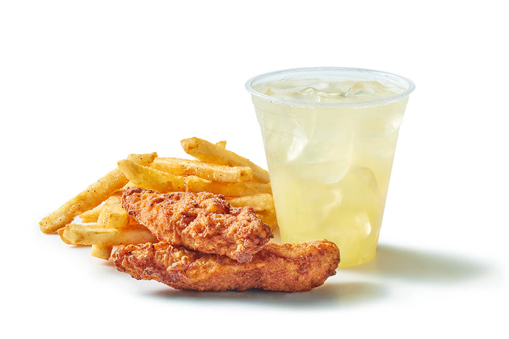 Photo of Fried Chicken Tenders Meal