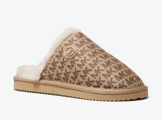 Janis Faux Fur-Lined Slipper