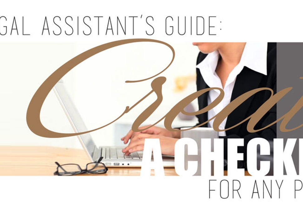 A-LEGAL-ASSISTANT___S-GUIDE-CREATE-A-CHECKLIST-FOR-ANY-PROCESS