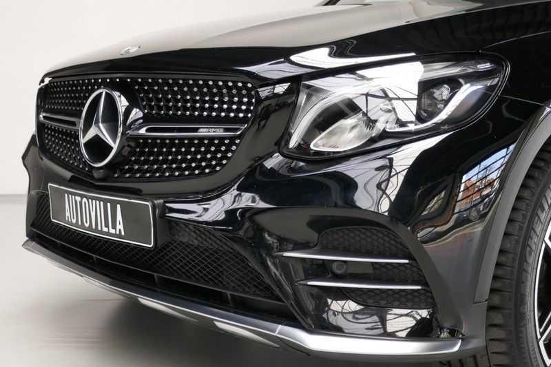 Mercedes-Benz GLC 43 AMG 4MATIC afbeelding 8