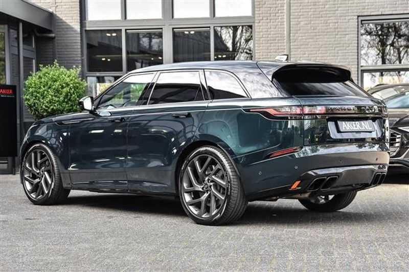 Land Rover Range Rover Velar 5.0 SVAUTOBIOGRAPHY DYNAMIC HEADUP+MULTIMEDIA afbeelding 24