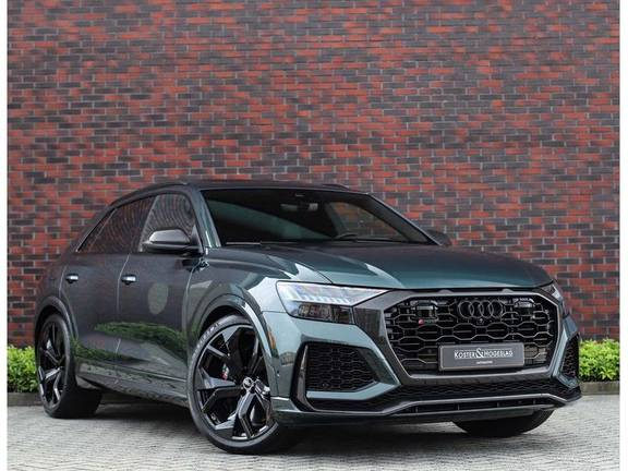 Audi RSQ8 4.0 TFSI Quattro *Exclusive*Carbon*Pano*Head-Up*luchtvering*