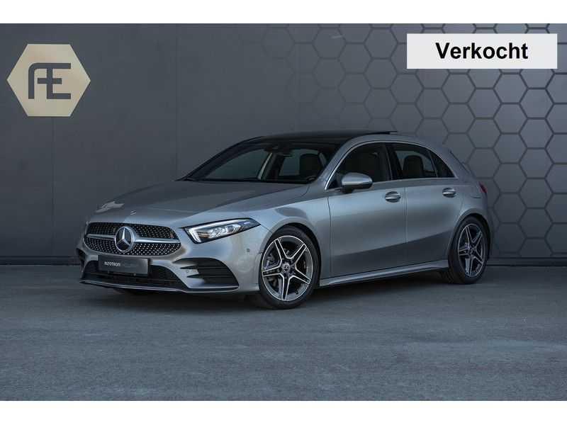 Mercedes-Benz A-Klasse 180 Business Solution AMG Panoramadak + BTW + Nieuwprijs: €43.000 afbeelding 1