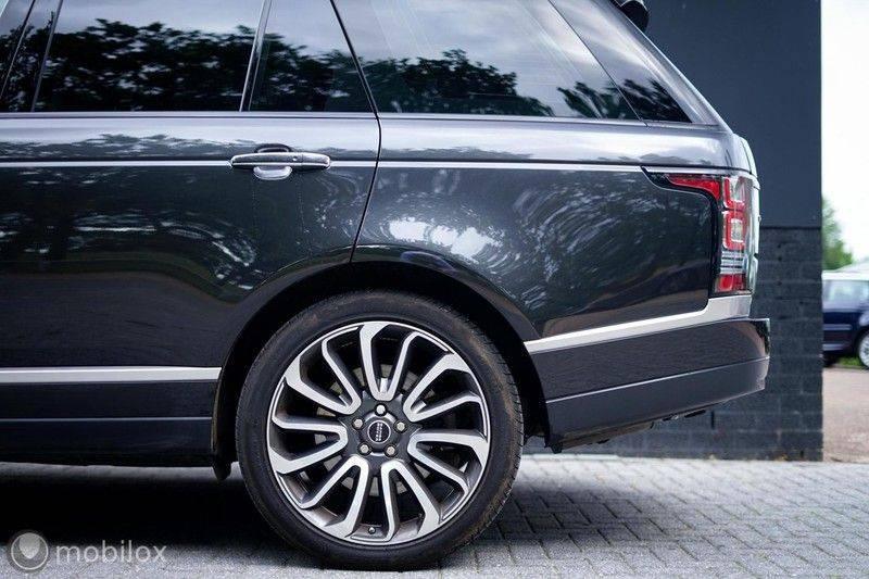 Land Rover Range Rover 4.4 SDV8 Autobiography afbeelding 8