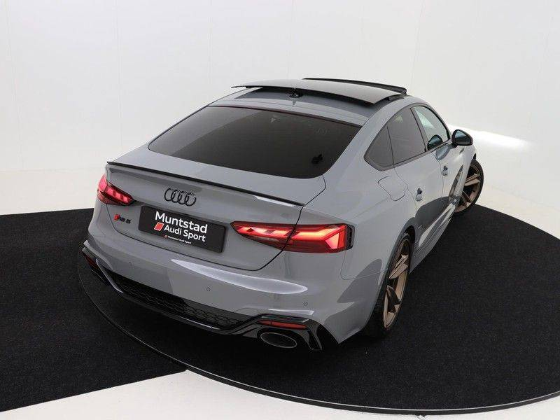 Audi RS5 Sportback 2.9 TFSI quattro | 450PK | Panoramadak | Stoelventilatie/verwarming | Bang & Olufsen | Top view camera | Matrix LED Laser | RS Sportuitlaat | 20'' inch brons | Verlengde fabrieksgarantie afbeelding 17