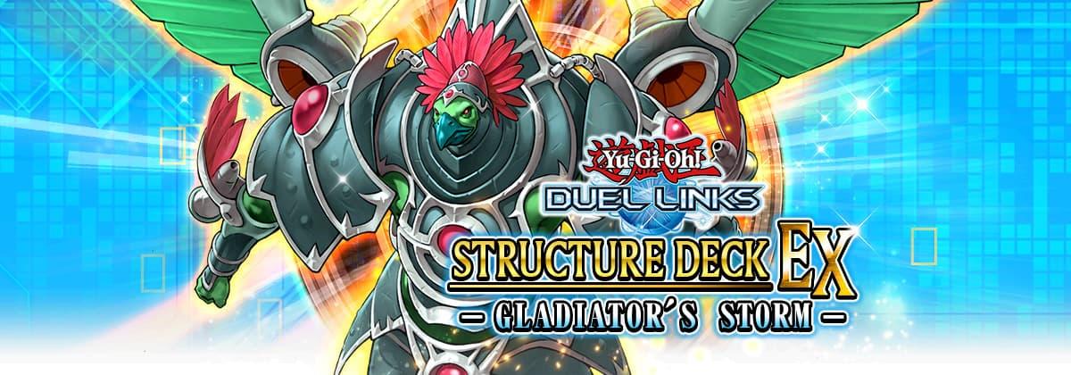 Release: Gladiator's Storm | YuGiOh! Duel Links Meta