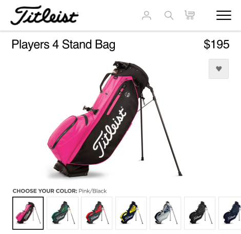 Titleist Golf Clubs