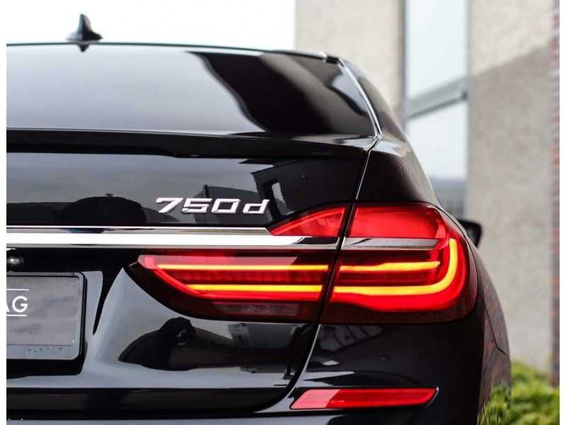 BMW 7 Serie 750d xDrive *M-sport*Head-Up*Asistant Plus* afbeelding 8