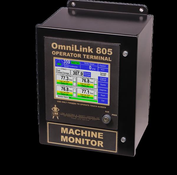 805-8 Machine Monitor photo